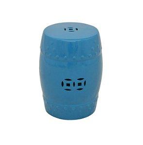 Mini Seat Garden Ceramica Azul