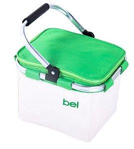 Bolsa Cooler Térmica 24 Latas c/ Alça de Alúminio Verde 52600