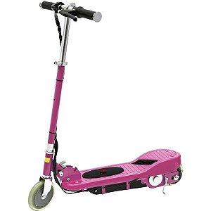 Patinete Eletrico E-Scooter sem Assento - Rosa