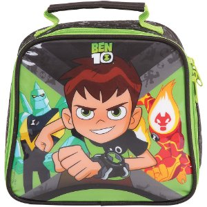 Lancheira Soft Cartoon Network Ben 10 - 36930