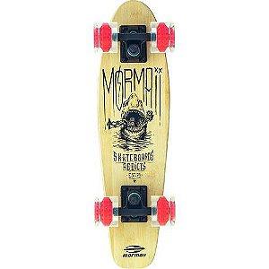 Skate Cruiser Bamboo Mormaii Tubarão