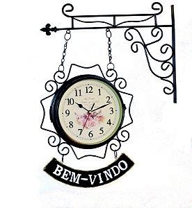Relógio de Mesa Bem - Vindo (REL-15)