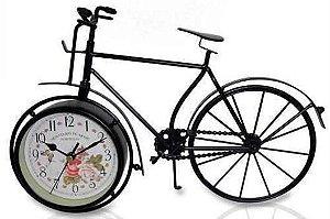 Relógio de Mesa Bicicleta de Metal (REL-3)