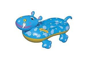Bóia Hipossauro Azul