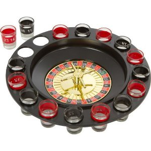 Jogo Roulette Drinking Game