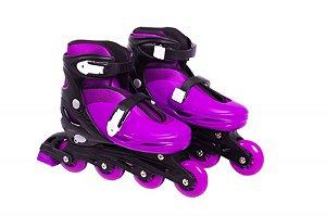 Roller Radical M (33-36) Roxo/ Preto (367600)