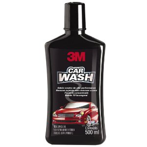 Shampoo Auto Car Wash Frasco 500ml RY0562(B) - 3M