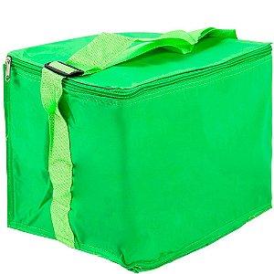 Bolsa Térmica 24 LT Poliester (62500) Verde