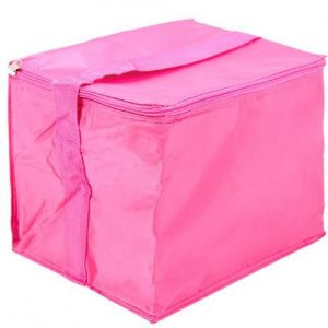 Bolsa Térmica 24 LT Poliester (62500) Rosa