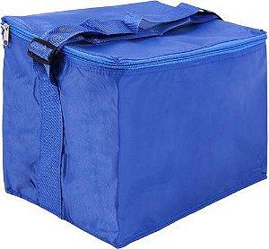 Bolsa Térmica 24 LT Poliester (62500) - Azul