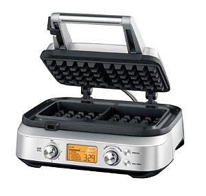 Máquina de Waffle Smart Tramontina 69058/011 110V Aço Inox