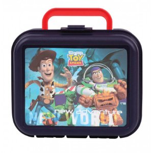 Lancheira Injetada Toy Story Blue (37254)