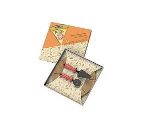 Conjunto para pizza Servir 3 peças - Tramontina