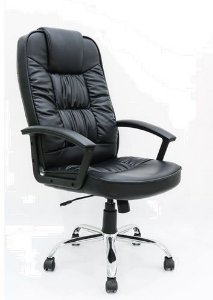 Cadeira Office Viseu Alta Preta