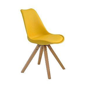Cadeira Ligia Amarela