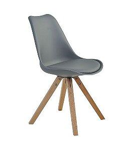 Cadeira Ligia Cinza