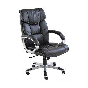 Cadeira Office Cartagena S/ Massagem Preta