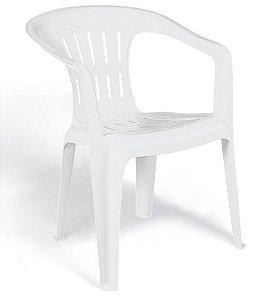 Cadeira Atalaia com Braços Branca 92210/010 - Tramontina