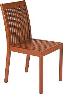 Cadeira de Madeira sem Braços Fitt 10832/076