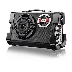 Caixa de Som Multiuso c/ Microfone MP3 SP191
