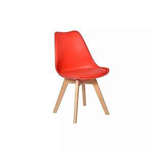 Cadeira Leda Vermelha