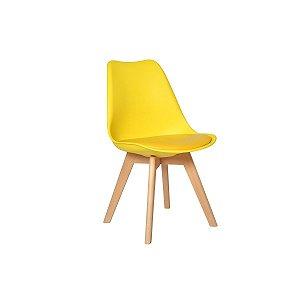 Cadeira Leda Amarela