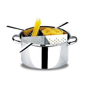Espagueteira 4 Div Savoy 31x16,5cm - 10L 1075/200