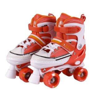 Patins Roller All Slide Classic Laranja G (37-40) 378600