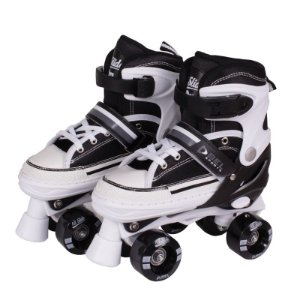 Patins Roller All Slide Classic Preto G (37-40) 378600