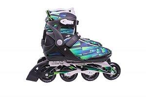 Inline Rollers Mormaii Verde Nº 41 374300 Bel Fix