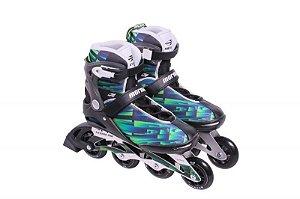 Inline Rollers Mormaii Verde Nº 40 374200 Bel Fix