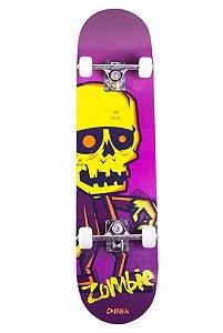 Skateboard Iniciante PU Zombie