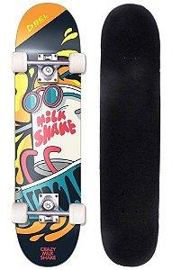 Skateboard Iniciante PU Milk Shake