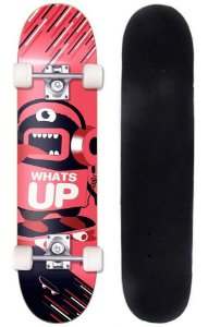 Skateboard Iniciante PU 401900 Whats Up