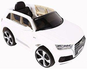 Carro Elétrico Audi Q7 Suv 12V Branco - 928600