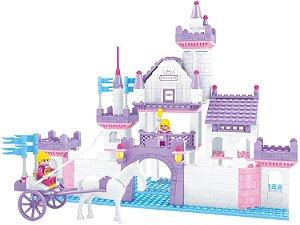 Blocos de montar Bee Blocks - Casa dos Sonhos 368 PCS - 2554