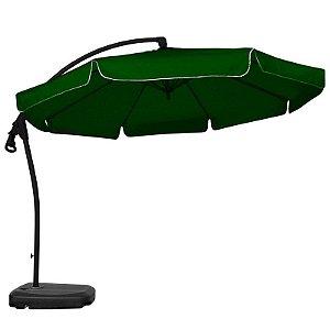 Ombrellone Suspenso Búzios 3,00 Verde (891003)