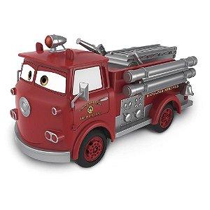 Bombeiro Ruivo Fricção Com Som e Luz Carros 3 - Disney Toyng 28962