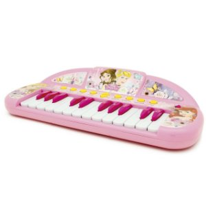 Teclado Musical Princesas Disney - Toyng 29061