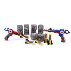 Lançador de Foguetes Marvel Homem Aranha 6PC - Toyng 31327