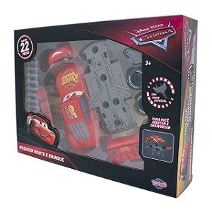 Kit para montar Relâmpago McQueen - Disney Carros 34561