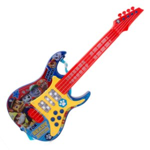 Guitarra infantil Patrulha Canina - Toyng 32460