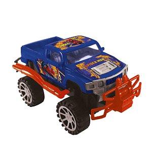 Carro Pickup Fricção Homem-Aranha  Marvel - Toyng 32592