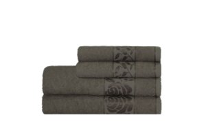 Toalha Donna de Banho 70X130 Bege Escuro - Camesa