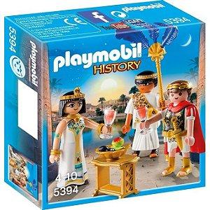 Playmobil - History - César e Cleópatra - 1668 - Sunny