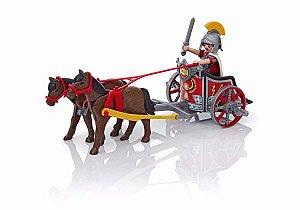Biga Romana-  Império Romano History - Original Playmobil 1665
