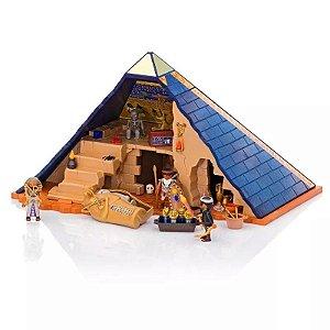 Pirâmide do Faraó Playmobil 1660 - Sunny