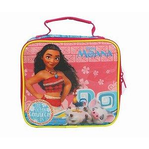 Lancheira Escolar Soft Princesa Moana Dermiwil 30331