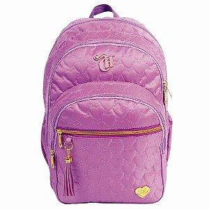 Mochila Love Capricho Purple 10975 - Dermiwil DMW