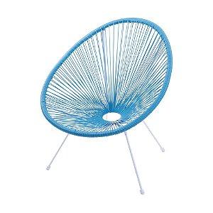 Cadeira Or Design Acapulco Azul OR1160